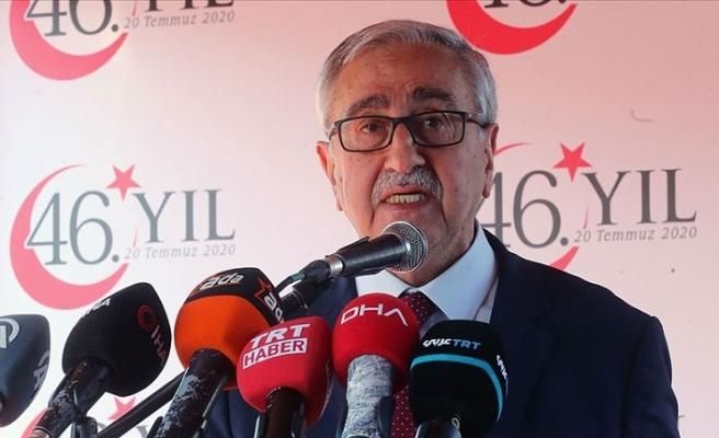 KKTC Cumhurbaşkanı Akıncı: Türkiye'ye hayırlı uğurlu olsun