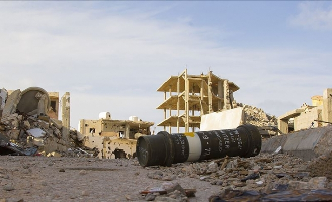 Libya ordusu Sirte ve Cufra'daki Hafter güçlerine yeni sevkiyatlar yapıldığını açıkladı