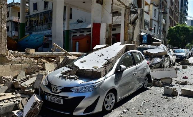 Lübnan hükümetinden yaraları sarmak için 'yardım paketi'