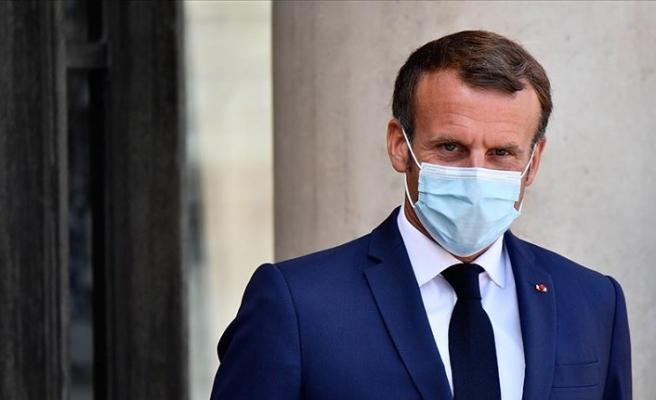 Fransa Cumhurbaşkanı Macron: Lübnan'ı bölgesel güçlerin çalkantılarına bırakırsak sivil savaş çıkar