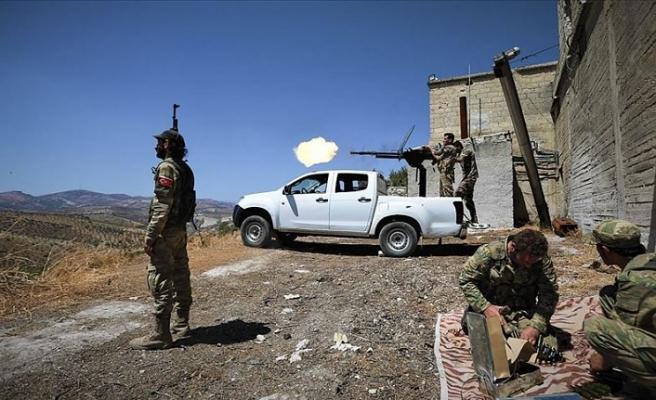 Suriye Milli Ordusu'na 400 yeni asker katıldı