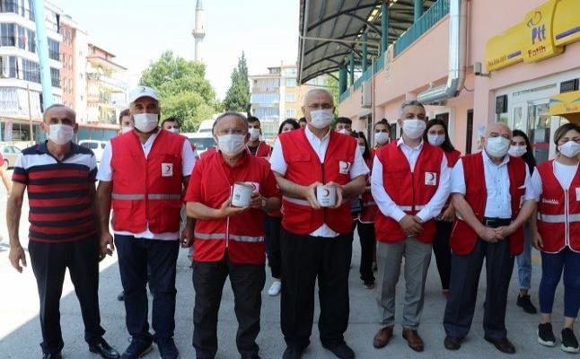 Türk Kızılay 4 milyon kişiye kurban eti yardımında bulunacak