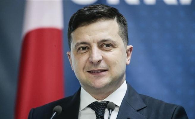 Ukrayna Devlet Başkanı Zelenskiy, girişimcileri ve yatırımcıları ülkesine çağırdı