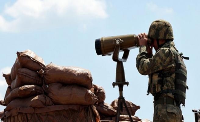16 PKK/YPG'li etkisiz hale getirildi