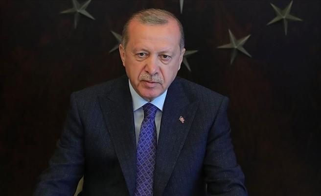 Cumhurbaşkanı Erdoğan: 7 milyarı aşkın insanın kaderi 5 ülkenin insafına bırakılamaz