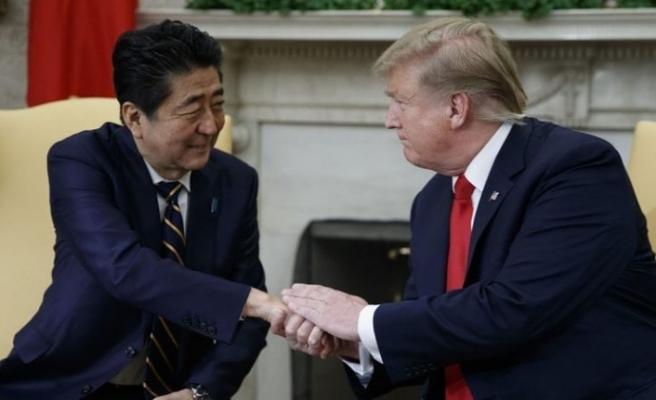 ABD Başkanı Trump'tan istifa eden Japonya Başbakanı Abe yorumu: Japonya'nın en iyi başbakanı!