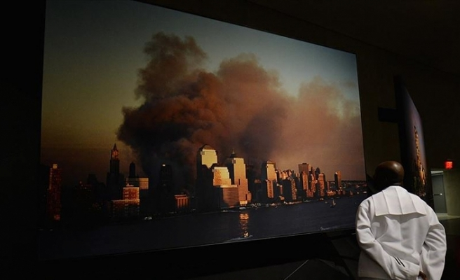 ABD'de 11 Eylül terör saldırılarının 19'uncu yılı anıldı