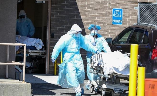 ABD'de Kovid-19'dan yaşamını yitirenlerin sayısı 204 bin 126'ya yükseldi