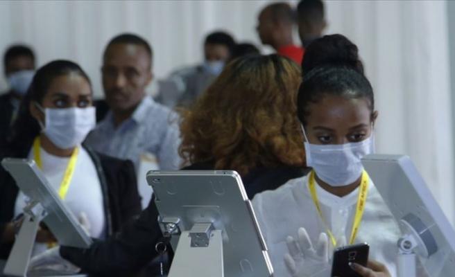 Afrika'da son 24 saatte 7 bin 890 Kovid-19 vakası tespit edildi
