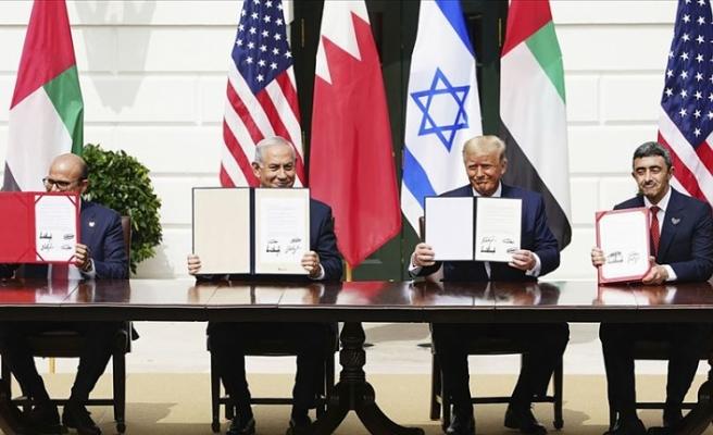 Arap halklarından İsrail'le normalleşme karşıtı imza kampanyasına 1 milyon destek