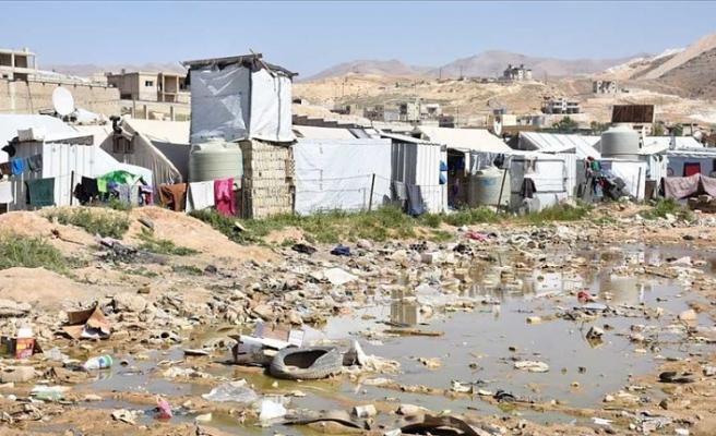 Avrupa Birliği'nden Lübnan'daki Filistinli mülteciler için 30.6 milyon avroluk destek