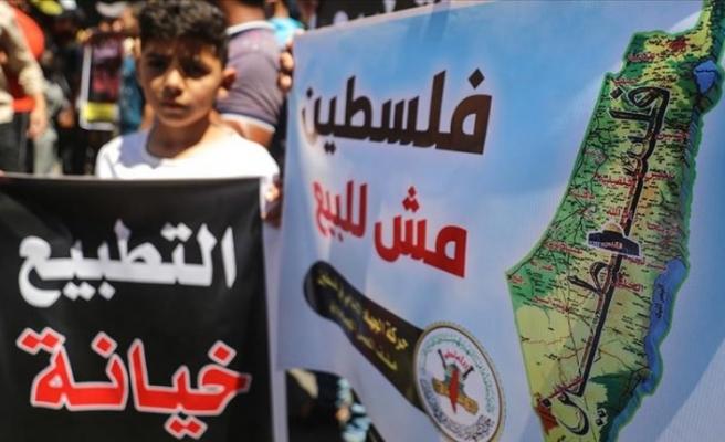BAE'li Birlik: Halkların karşı oluşu İsrail ile normalleşmeyi değersiz kılıyor