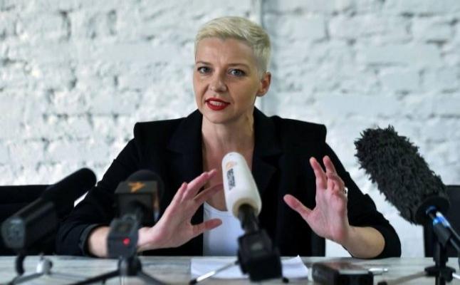 Belarus şokta: Muhalif lider Maria Kalesnikava kaçırıldı