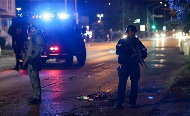 Polis kurşunuyla vurulan Blake, hastane odasından destekçilerine birlik çağrısı yaptı