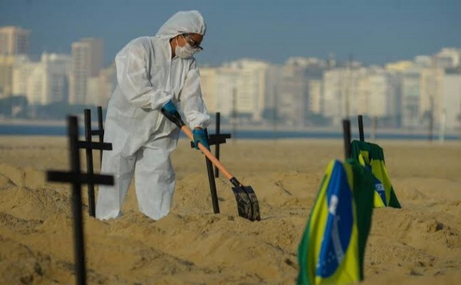 Brezilya'daki vakalarda son durum