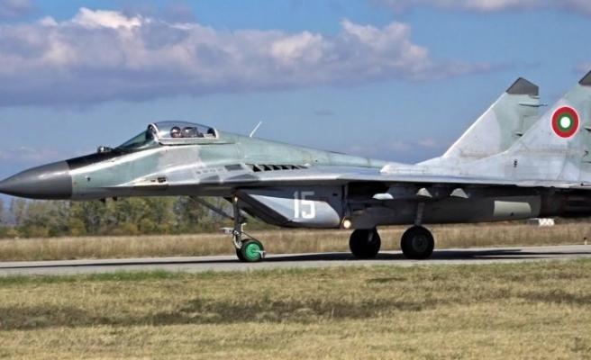 Bulgaristan filosunda Rus uçakları, semalarında ABD jetleri gezecek