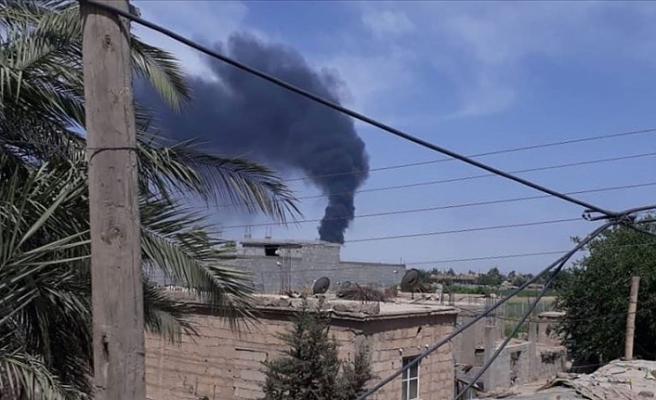 Deyrizor'da İran destekli 27 terörist öldürüldü
