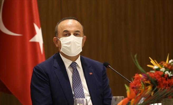 Dışişleri Bakanı Çavuşoğlu: Türkiye olarak her zaman Mali halkının yanında olacağız