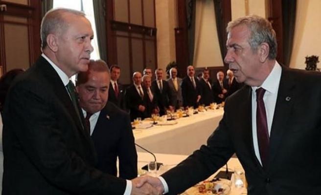 Erdoğan, Ankara Büyükşehir Belediye Başkanı Yavaş'ı kabul etti