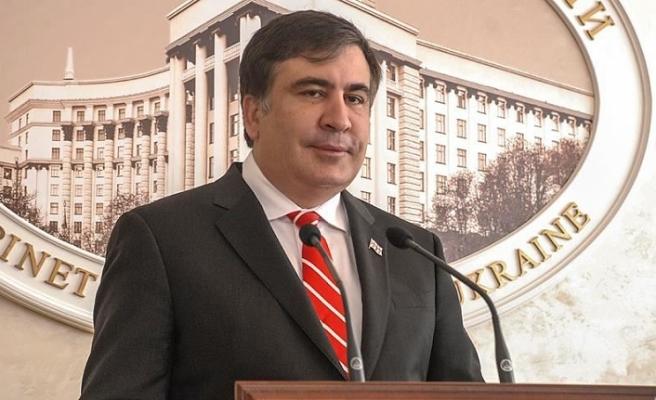 Eski Gürcistan Cumhurbaşkanı Saakaşvili, seçimleri kazanıp başbakan olmayı hedefliyor