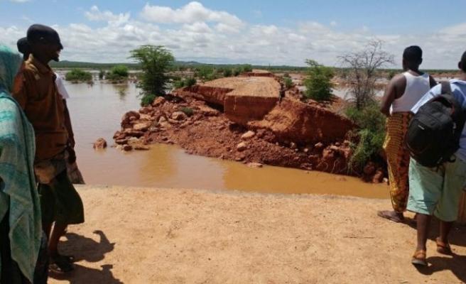 Etiyopya'da heyelan: 3 ölü