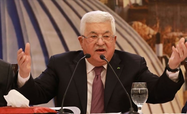 Filistin Devlet Başkanı Abbas, ABD ile diyalog için baskıları reddediyor