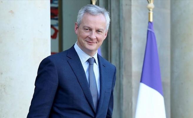 Fransa'da Ekonomi Bakanı Le Maire Kovid-19'a yakalandı