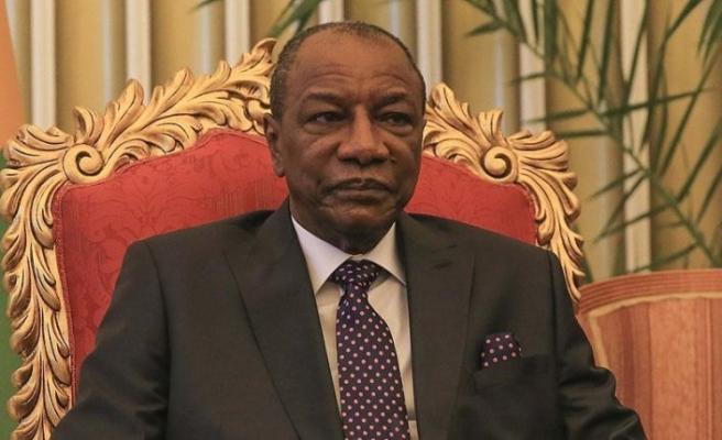 Gine'de acil durum 1 ay daha uzatıldı