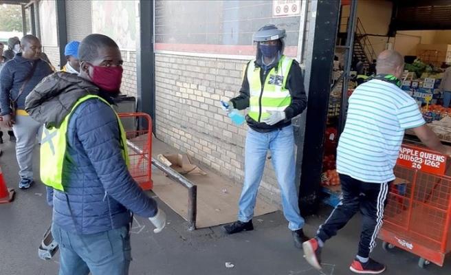 Güney Afrika'da korkutan rakam