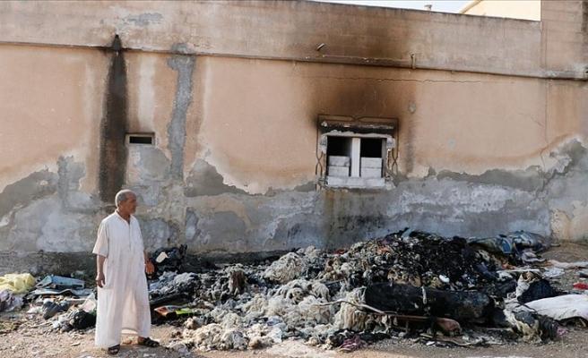 Haseke'de YPG/PKK'nın kundakladığı evler için tazminat talebi