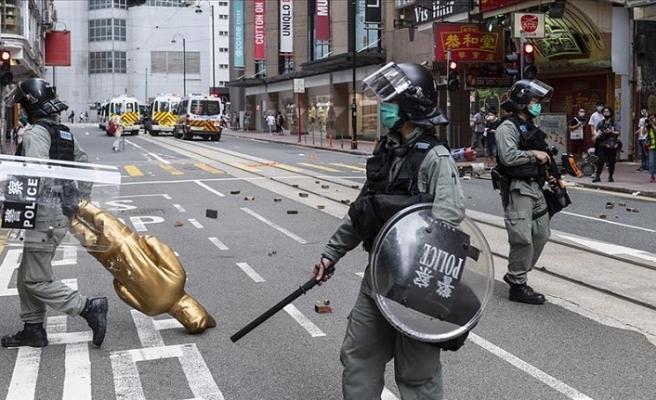 Hong Kong'da yürürlüğe giren Ulusal Güvenlik Yasası endişelendiriyor