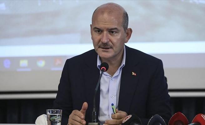 İçişleri Bakanı Süleyman Soylu: Yıldırım-11 Herekol Operasyonu'nda 29 terörist etkisiz hale getirildi