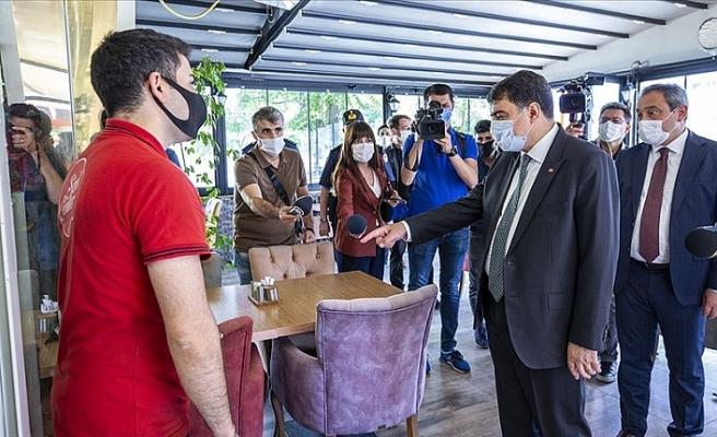 İçişleri'nden yeni genelge! Yarın Türkiye genelinde koronavirüs denetimi yapılacak!