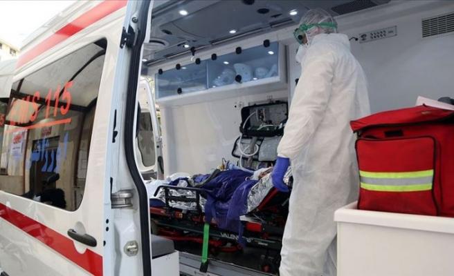 İran'da 128 kişi daha koronavirüsten öldü