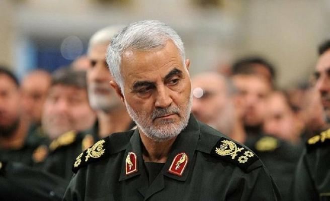 İran Devrim Muhafızları Ordusu'ndan, ABD'ye 'Kasım Süleymani' tehdidi