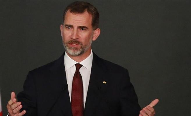 İspanya Kralı Katalonya'daki törene katılmadı