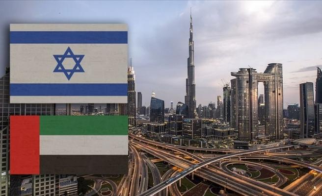 İsrail ile BAE iş birliğini ilerletiyor