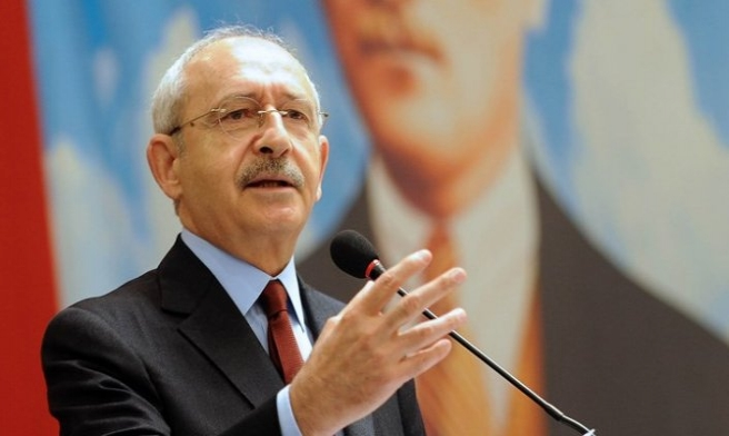 Kılıçdaroğlu Kaddafi'ye rahmet okudu