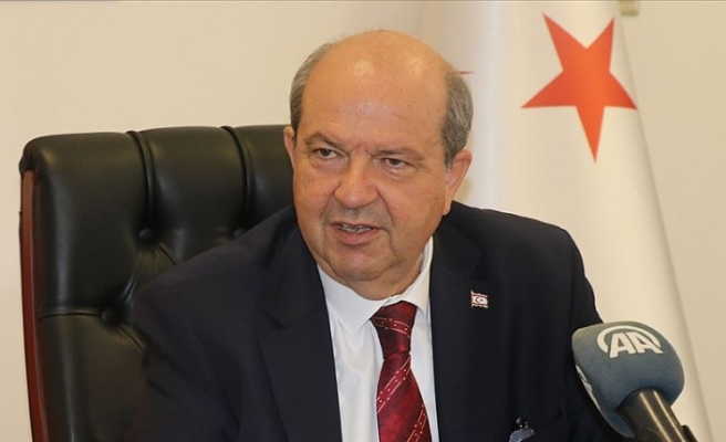 KKTC Başbakanı Tatar: ABD'nin Rum tarafına silah satışı kısıtlamasını kaldırması yanlış bir karardır