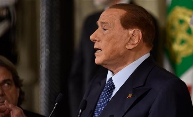 Kovid-19'a yakalanan Berlusconi'nin son durumu