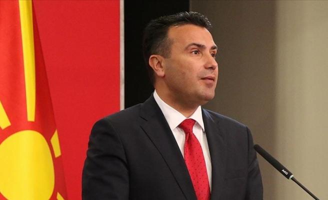 Kuzey Makedonya Başbakanı Zaev'den Yunanistan'a çağrı