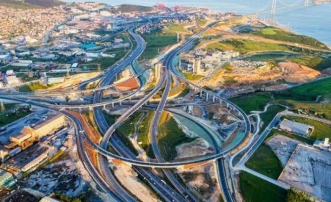 Kuzey Marmara Otoyolu'nun Gebze-İzmit etabı Cumartesi günü açılıyor