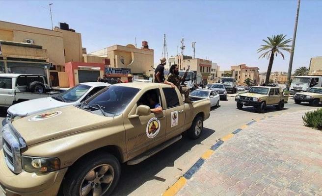 Libya Genelkurmay Başkanı Haddad birleşik düzenli bir ordu hedefliyor