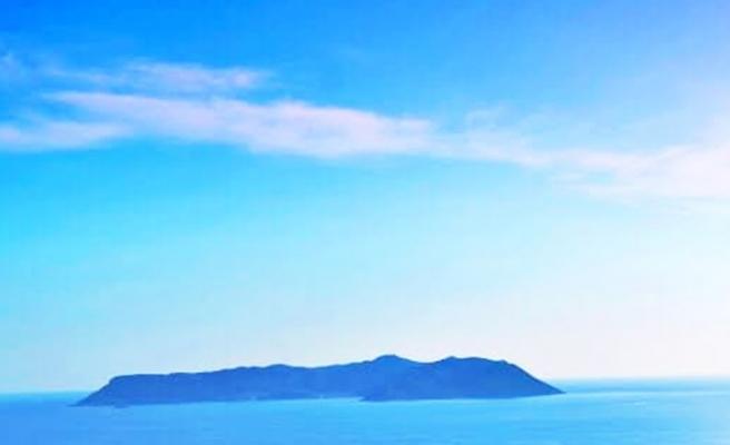 Meis Adası'ndaki AA ekibine Yunan tehdidi