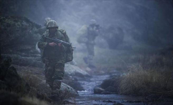 MSB: Pençe Operasyonları ile 320 PKK'lı terörist etkisiz hale getirildi