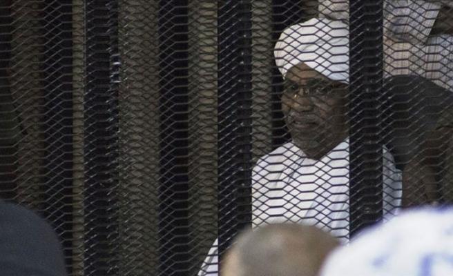 Ömer el-Beşir'in davası 15 Eylül'e ertelendi