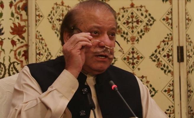 Pakistan'da eski Başbakan Navaz Şerif için tutuklama emri çıktı