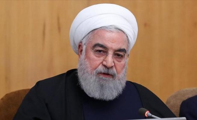 Ruhani: Düşmanlar, koronavirüs bahanesiyle ülkeyi kapatmamızı istiyordu