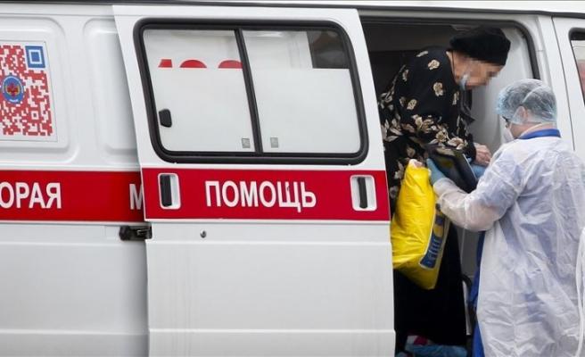 Rusya'da Kovid-19 vaka sayısı 1 milyonu geçti
