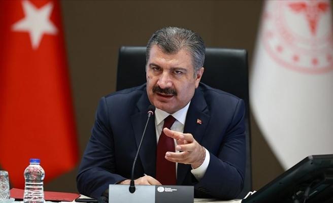 Sağlık Bakanı Fahrettin Koca'dan Bilim Kurulu toplantısı sonrası açıklamalar